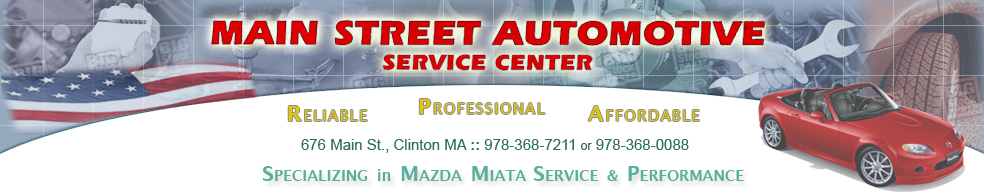 Main Street Auto >> Main Street Automotive Auto Service Repair Sales